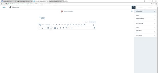 Wordpress-Borang-Siar-Karya